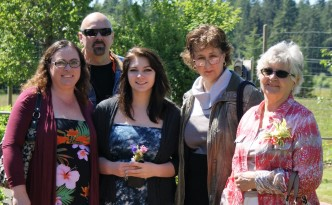 Numerous families enjoyed Mother's Day